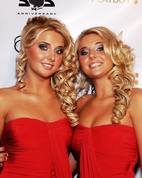 Shannon Twins Pics http://lisavandyke.wordpress.com/2011/06/19/hefs-twins-are-back/