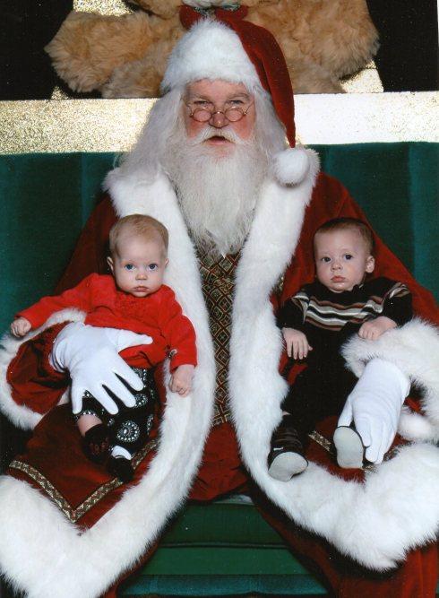 Christmas 2012 Santa