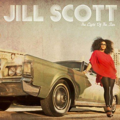 Jill Scott -- The Light of the Sun