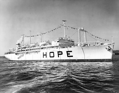 SS Hope