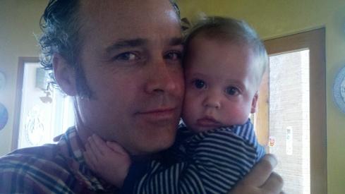 Shea + Dad = Love