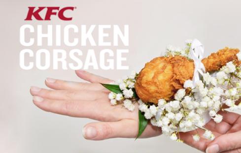 KFC Corsage