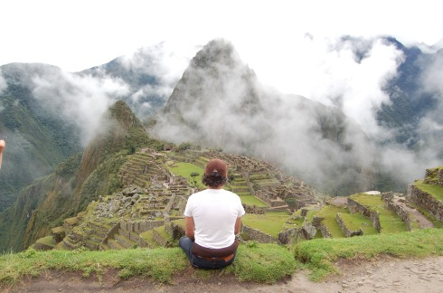 Mr. Brown, Machu Picchu
