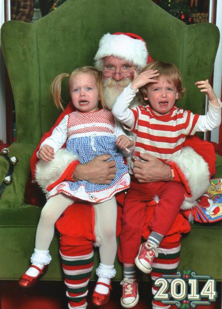 The Terror of Santa